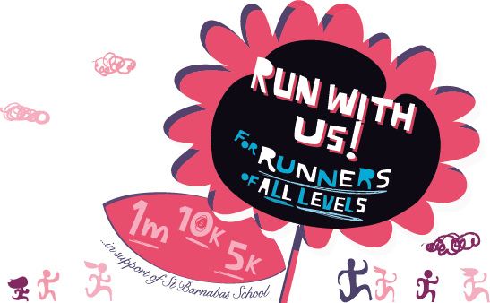 Run with us! An event for runners of all levels.